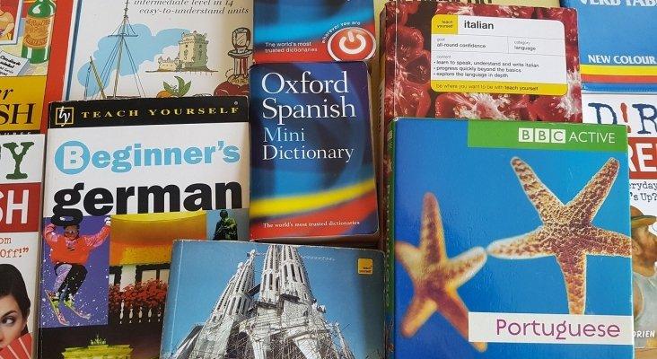 Los idiomas más estudiados en la escuela secundaria en Europa