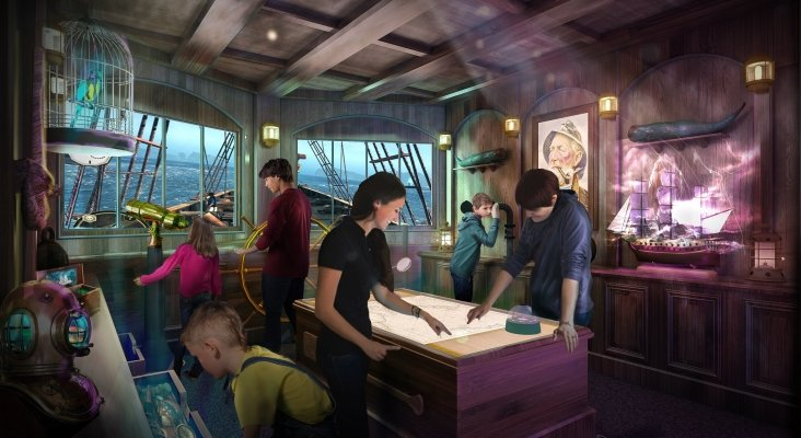 Las 'escape rooms' llegan al mundo de los cruceros