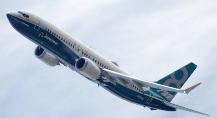 La situación financiera de Boeing hace peligrar la producción del 737 MAX | Foto: pjs2005 CC BY-SA 2.0