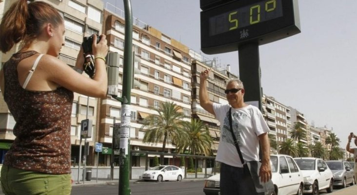 El 'Spanish way of life', la solución contra la ola de calor|Foto: La Vanguardia