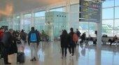 Huelga indefinida de los vigilantes del aeropuerto de Barcelona en pleno agosto | Foto: Europa Press