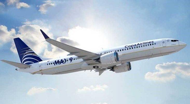 Panamá levanta el veto a los Boeing 737 MAX 8 y 9 |Foto: B737 MAX 8 de Copa Airlines-copaair.com