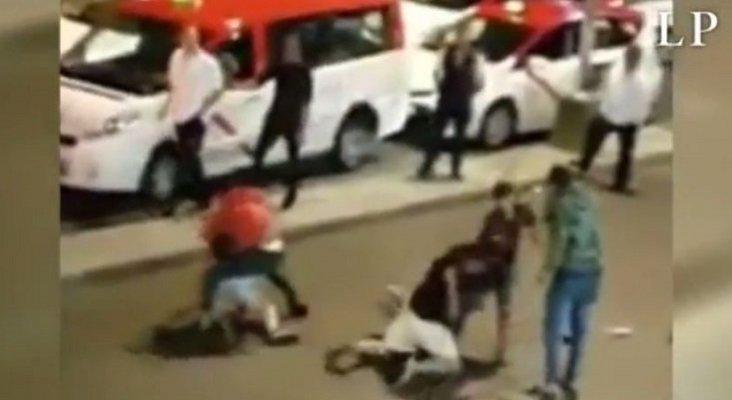 La violencia se apodera de la meca del ocio nocturno de Gran Canaria | Foto: La Provincia