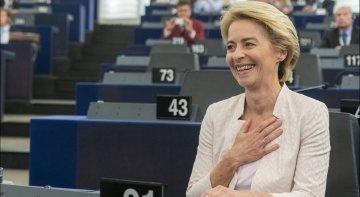 """Ursula Von Der Leyen © European Union 2019 - EP: © European Union 2019 – Source: EP"""""""