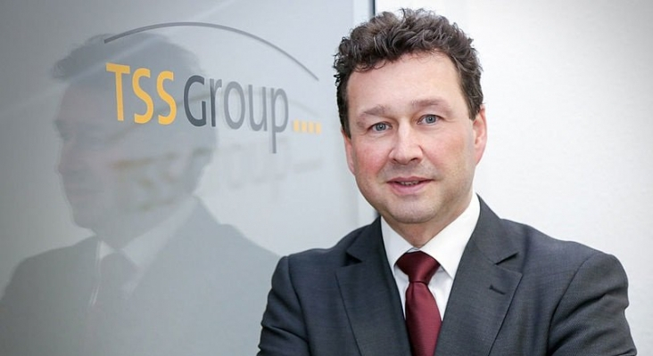 Manuel Molina, presidente TSS GROUP