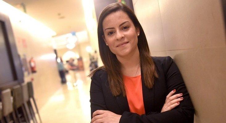 """La recaudación de la ecotasa canaria """"debe destinarse a la mejora del sector""""   Foto: Yaiza Castilla, consejera de Turismo, Industria y Comercio- Diario de Avisos"""