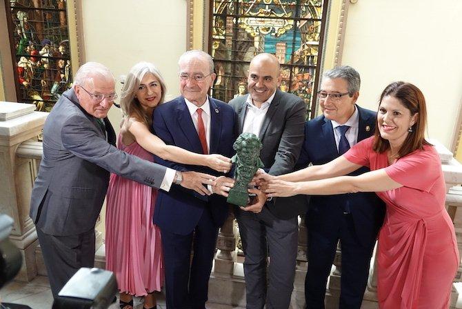 Málaga será la sede de los Goya 2020|Foto: Domingo Mérida / Ayto. de Málaga