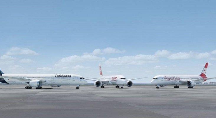Lufthansa Group, en número rojos tras perder 116 millones en el primer semestre   Foto: ainonline.com