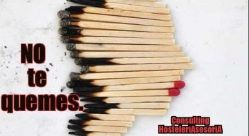 No te quemes