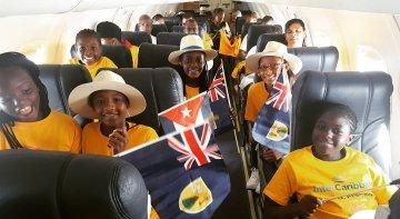 Aumentan los vuelos entre Cuba y República Dominicana y Cuba|Foto: Intercaribbean Airways
