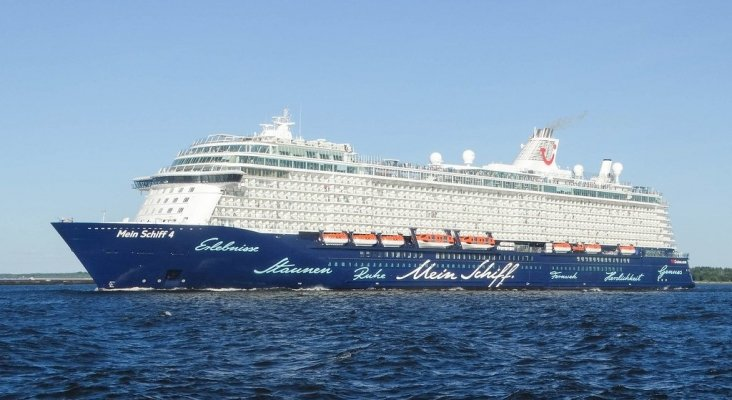 TUI Cruises Foto: Jevgenijs Slihto (CC BY 2.0)