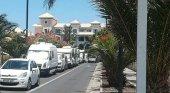 Ashotel insta a regular el uso de autocaravanas en Canarias