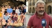 Jeff Bezos y Mel Gibson también eligen España para veranear|Foto: David Geffen vía Instagram y TPA