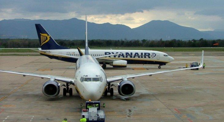 TCP de Ryanair irán a la huelga por el cierre de bases | Foto: Jonik (CC BY-SA 3.0)