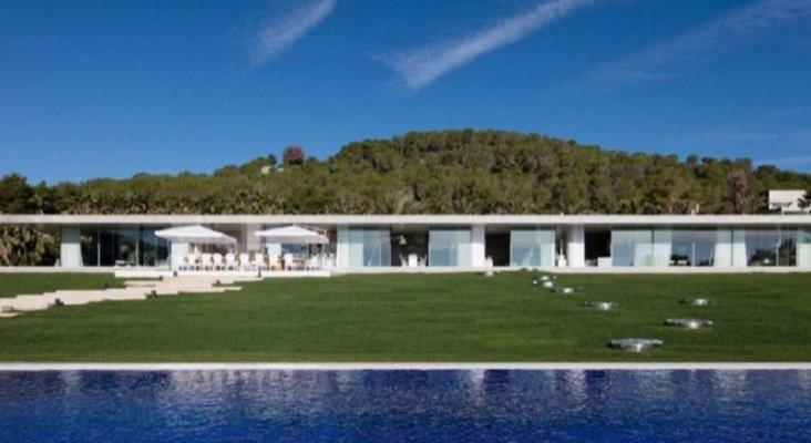Tramitan la licencia para legalizar Villa Titanium | Foto: Villa Titanium vía Diario de Ibiza