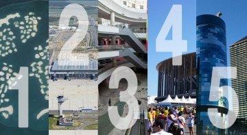 Cinco fracasos turísticos