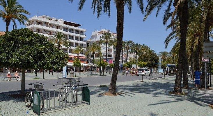 El whatsapp, clave para una red de taxistas piratas en Ibiza