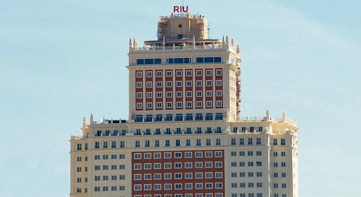 RIU llega a Madrid para dar una nueva vida al emblemático Edificio España
