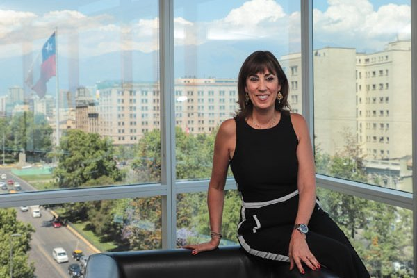 Subsecretaria de Turismo, Chile Mónica Zalaquetti Said