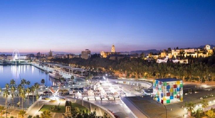 Solo una urbe española aspira a Capital Europea de Turismo Inteligente | Foto: malagaturismo.com