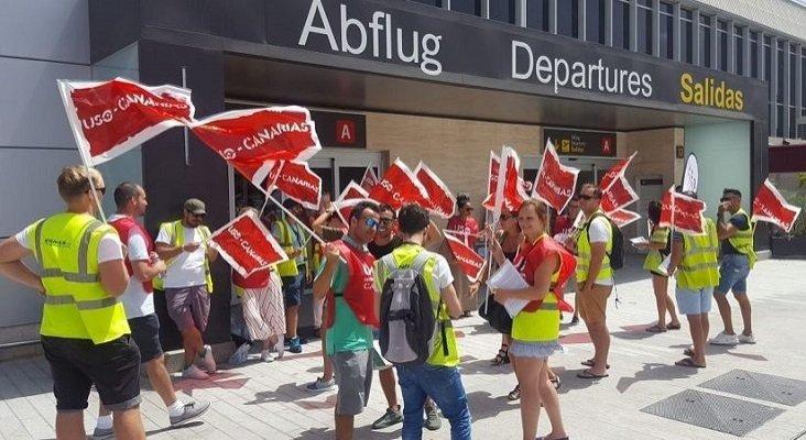 Los TCPs de Ryanair fijan 10 días de huelga por el cierre de bases