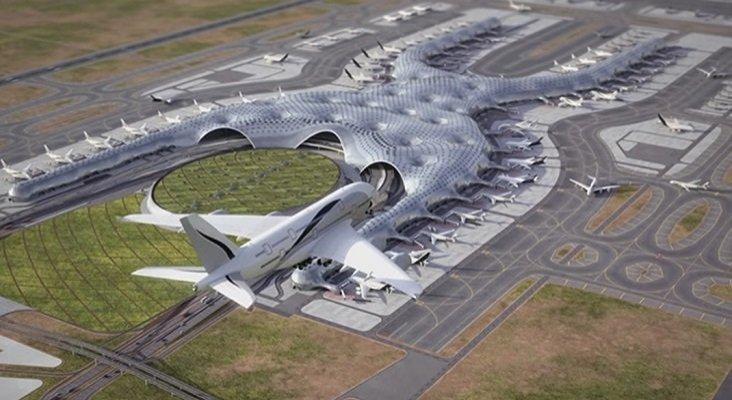#NoMásDerroches consigue frenar las obras de aeropuerto de Ciudad de México |Foto: El Dictamen