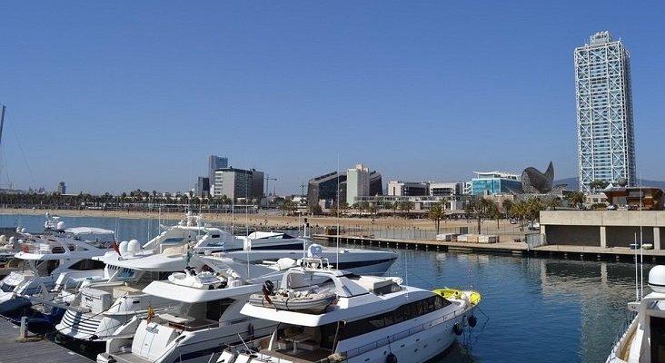 El Puerto Olímpico, un punto negro en la crisis de seguridad de Barcelona