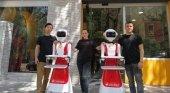 Llegan a España los camareros-robots | Foto: El País