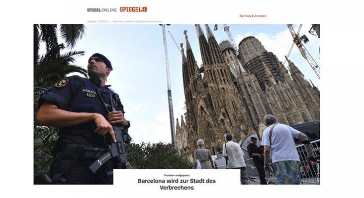 """Barcelona tiene """"un problema de seguridad"""" según Spiegel"""