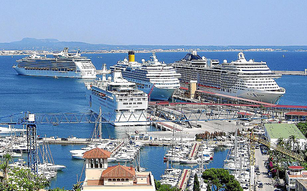 Cruceros en Baleares