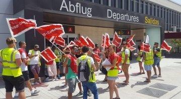 Las huelgas marcarán el final de la temporada estival|Foto: USO