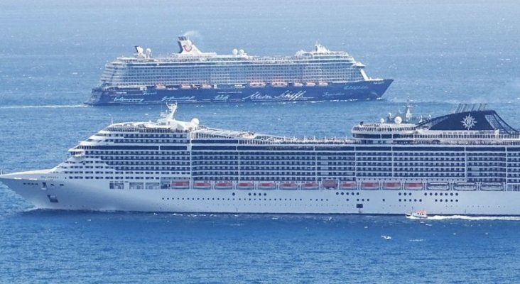 Tres compañías dominan el mercado de cruceros europeo|Foto: Cruise Industry News
