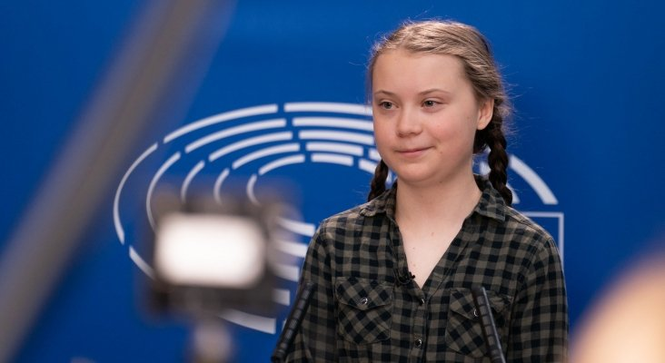 Greta Thunberg | Foto: European Parliament (CC BY 2.0)