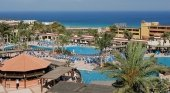 Hotel Occidental Barceló Jandía Playa, en Fuerteventura.