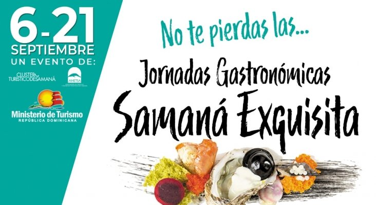 Jornadas gastronómicas 'Samaná Exquisita'