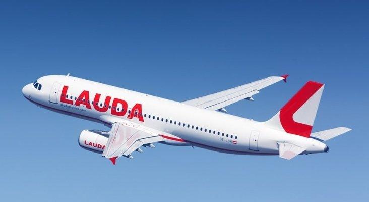 Lauda anuncia una nueva ruta entre Düsseldorf y Sevilla|Foto: Lauda