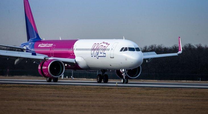 Wizz Air conectará por primera vez Reino Unido con Castellón