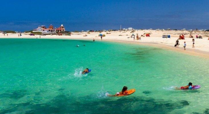 Playa de la Concha en Fuerteventura|Foto: Hola Islas Canarias