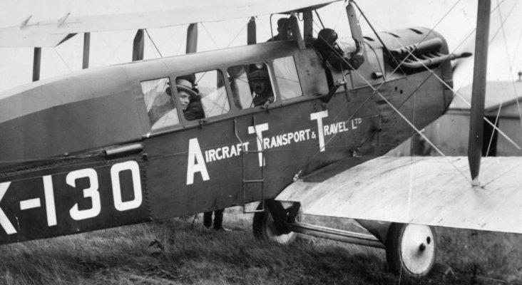 Se cumplen 100 años del primer vuelo comercial internacional|Foto: CNN