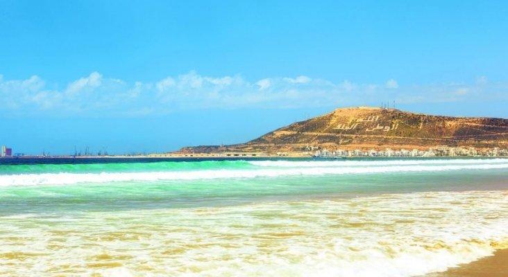 Playa de Agadir|Foto: FTI