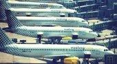 Vueling cancela 92 vuelos en Barcelona para el jueves y el viernes