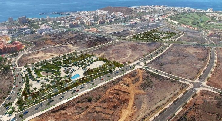 Comienza la construcción de los dos nuevos hoteles de lujo en Tenerife