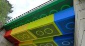 """La ciudad alemana que se ha hecho famosa por su """"puente de LEGO"""" Foto: Morty (CC BY-SA 3.0)"""