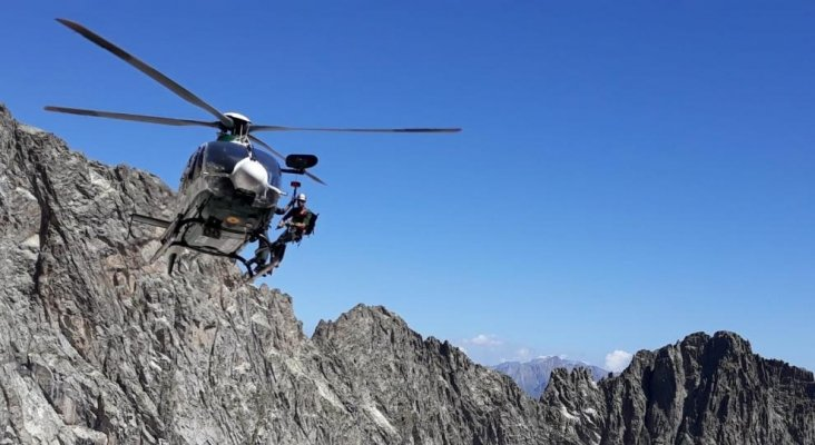 Doce muertos en el Pirineo aragonés en lo que va de verano