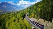 Las cuatro rutas para visitar en tren las entrañas de las Montañas Rocosas de Canadá | Foto: Ruta Journey through the Clouds- rockymountaineer.com
