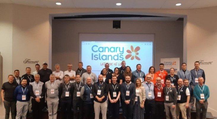 Las Islas Canarias se promocionan como destino de Golf en Reino Unido