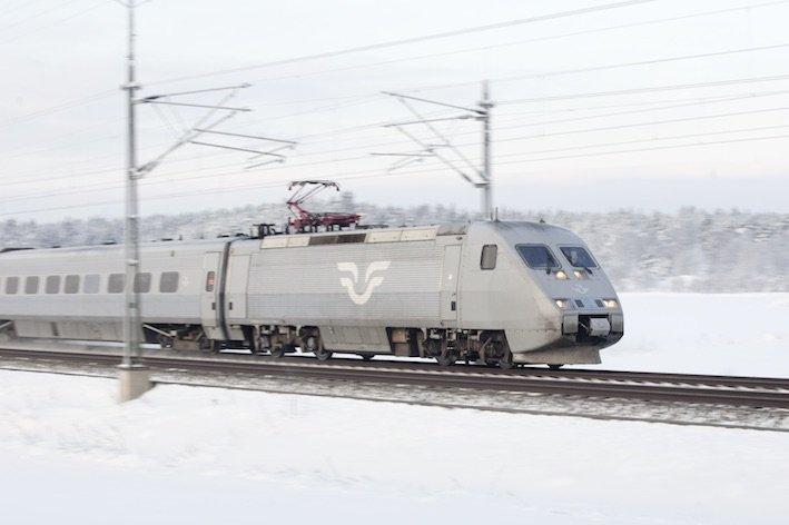El gobierno sueco aumentará el presupuesto de los trenes nocturnos