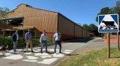 El 'paso de vaca' se impone al de 'cebra' en A Coruña | Foto: Casa Grande de Xanceda vía Heraldo