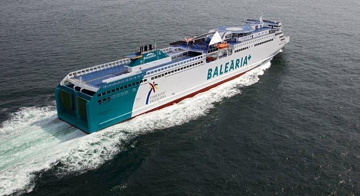 Baleària anuncia una gran inversión para los próximos cinco años