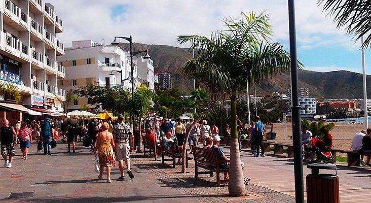 El Brexit golpea de nuevo: los británicos dejan 62 millones menos en Tenerife   Foto: Diario de Avisos
